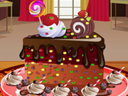 Chocolate Cake Deco